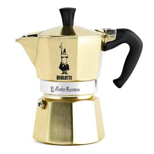 Bialetti Moka Express Gold 3 Cup