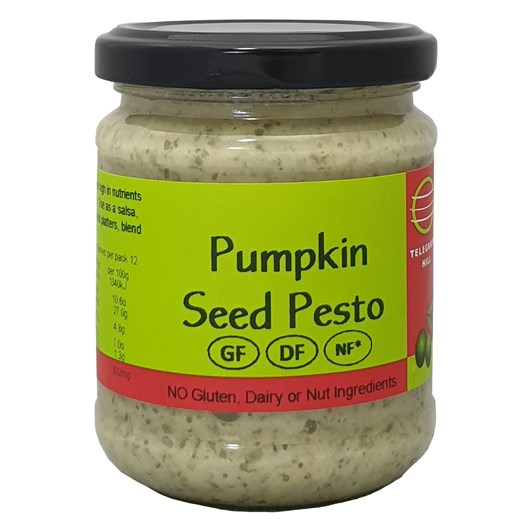 Telegraph Hill Pumpkin Seed Pesto 190g