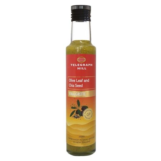 Telegraph Hill Olive Leaf And Chia Seed Vinaigrette 250ml