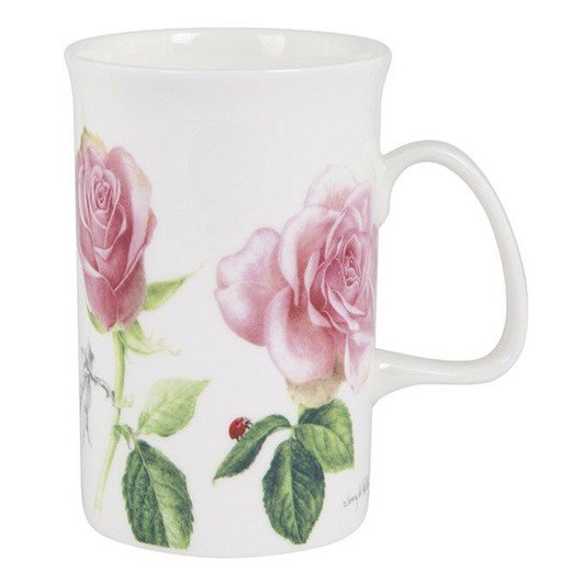 Ashdene Botanical Floral Rose Can Mug