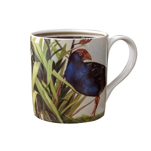 Ladelle NZ Bird & Flora Pukeko City Mug