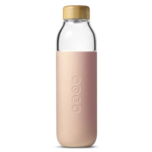 Soma Glass Water Bottle 470ml