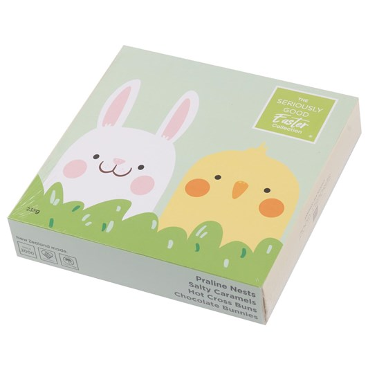 Seriously Good Chocolate Easter Collection Cartoon Box Of 16 Chocolates