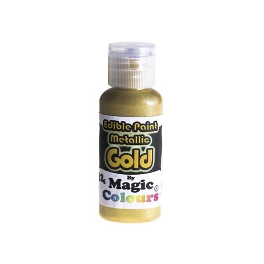 Wilton Magic Colours Gold Paint 32g