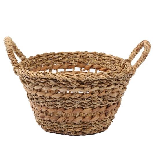 Dhaka Round Basket