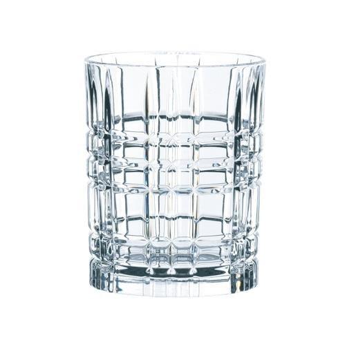 Nachtmann Square Whisky Set Of 4 -