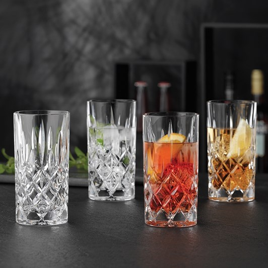 Nachtmann Noblesse Long Drink Set Of 4