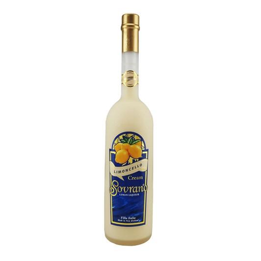 Sovrano Limoncello Cream 750ml