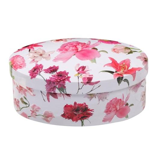 Gardiners Of Scotland Pink Flower Tin 120g