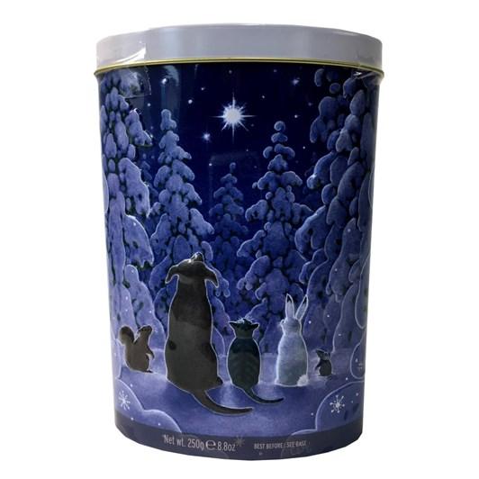 Gardiners Of Scotland Christmas Stargazers Vanilla Fudge Tin 250g