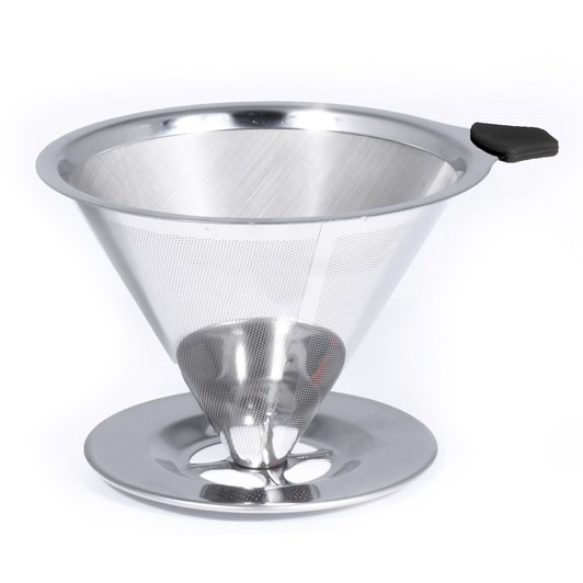 Bialetti Pour Over Filter S/S 2 Cup