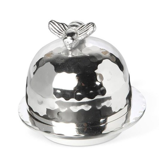 Culinary Concepts Honey Bee Small Domed Butter Dish