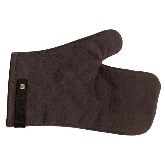 Crafted Leather Oven Glove