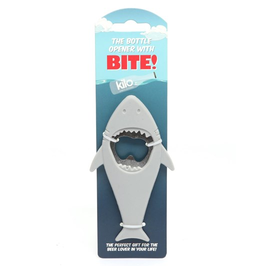 Kilo Shark Bottle Opener