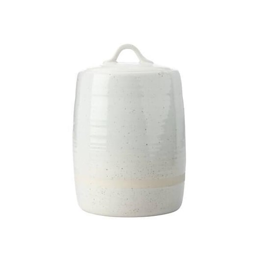 Maxwell & Williams Vanilla Pod Canister 1.2L Gift Boxed