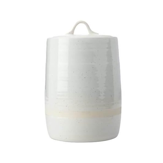 Maxwell & Williams Vanilla Pod Canister 1.8L Gift Boxed