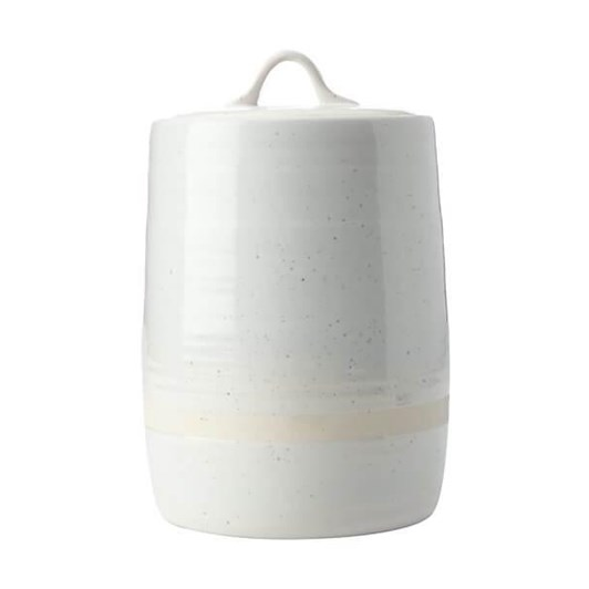 Maxwell & Williams Vanilla Pod Canister 2.3L Gift Boxed