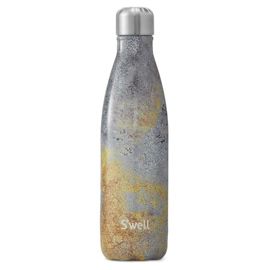 S'Well Patina Collection Golden Fury Insulated Bottle 500ml
