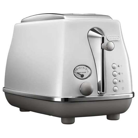 DeLonghi Icona Capitals Two Slice Toaster