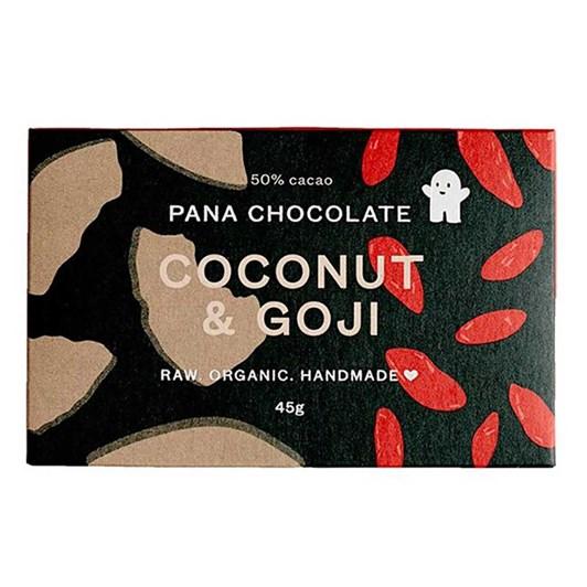 Pana Bar Coconut & Goji 45g