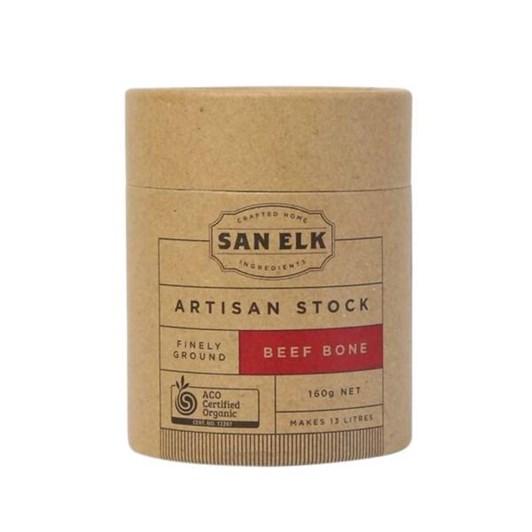 San Elk Artisan Stock Beef Bone 160g