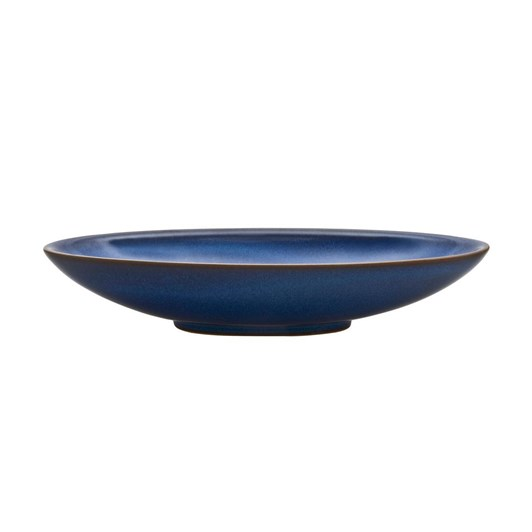 Denby Imperial Blue Medium Oval Serve Dish 400ml
