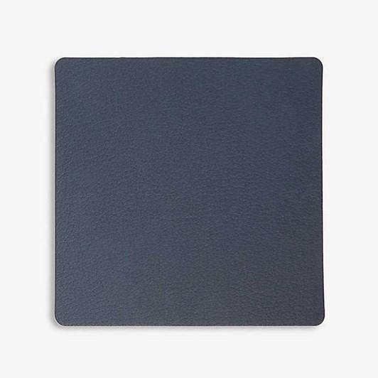 LIND DNA Glass Mat Square (10X10Cm) Nupo Dark Blue
