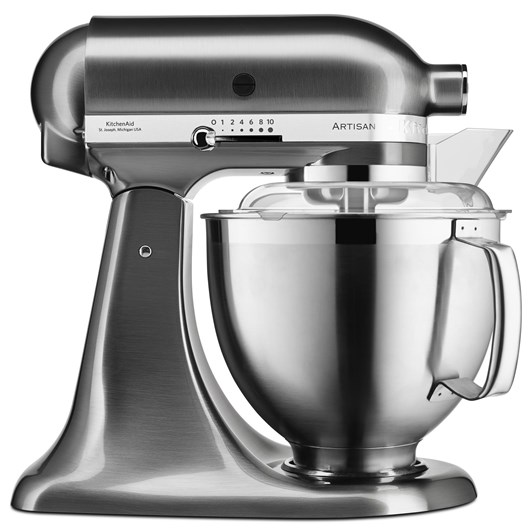 KitchenAid KSM177 Brushed Nickel Stand Mixer