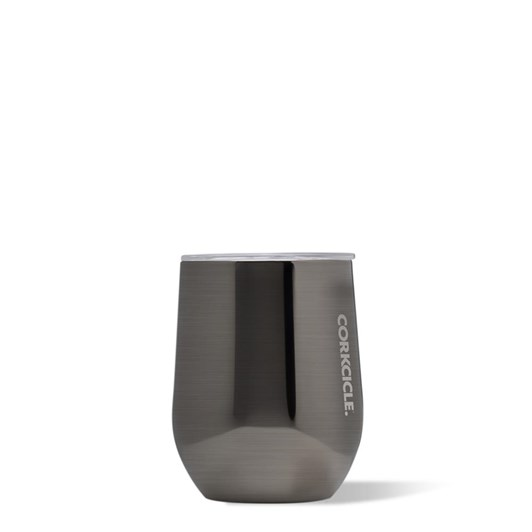 Corkcicle Stemless Metallic Gunmetal 355ml