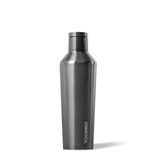 Corkcicle Metallic Canteen Gunmetal 475ml