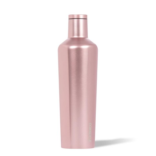 Corkcicle Metallic Rose Canteen 750ml