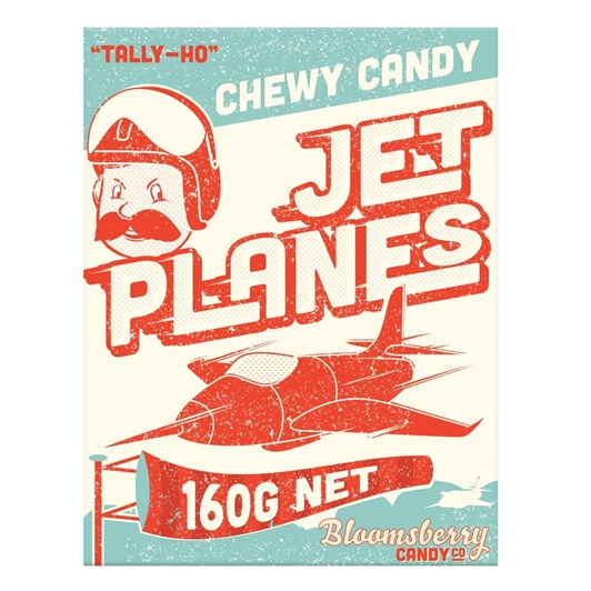 Bloomsberry Jet Planes
