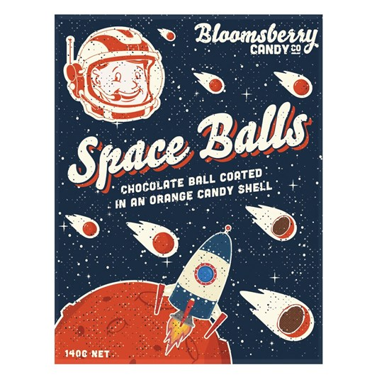 Bloomsberry Space Balls
