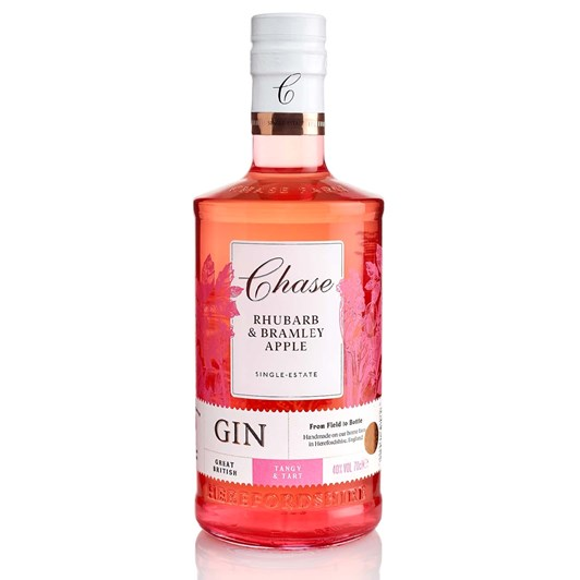 Chase Rhubarb & Bramley Gin 40% 700ml