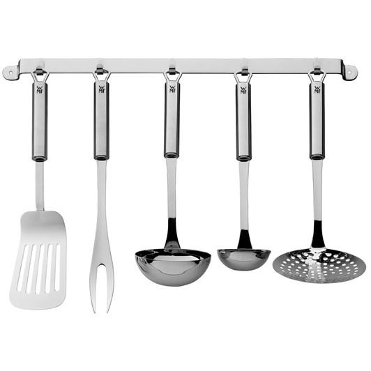 WMF Kitchen Ladles 5 Piece Set With Rail