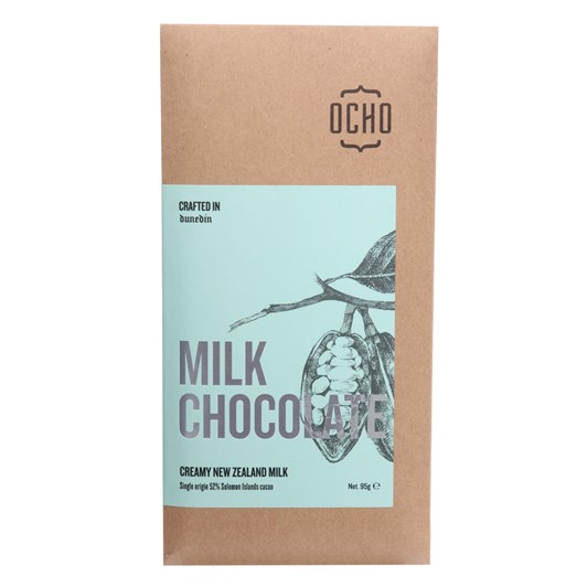 Ocho Milk Chocolate 95g