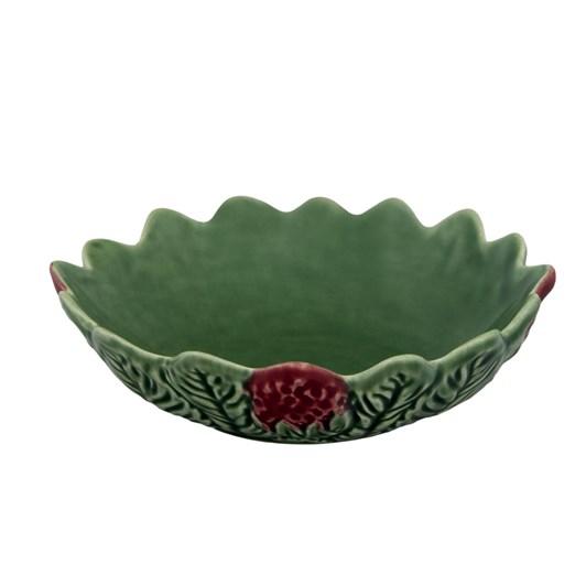 Bordallo Strawberries Medium Bowl