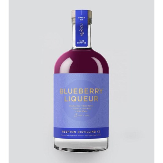 Reefton Distilling Co Blueberry Liqueur 700ml