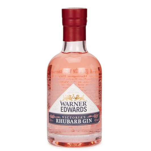Warner Edwards Victoria Rhubarb Gin 200ml