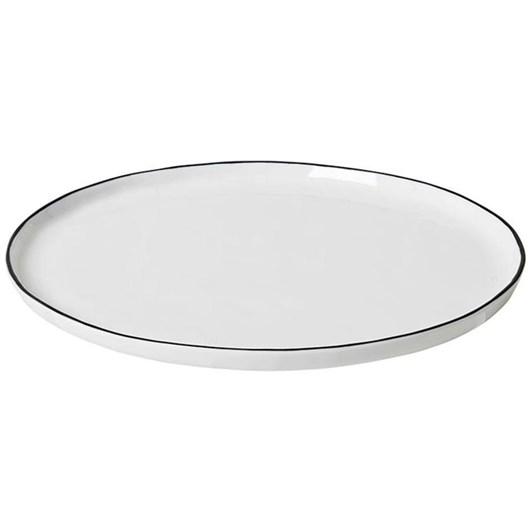 Broste Salt Dinner Plate
