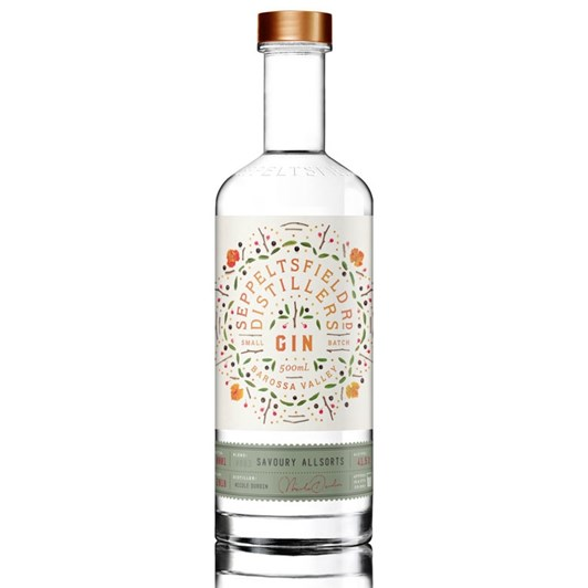 Seppeltsfield Rd Distillers Small Batch Savoury Allsorts 500ml
