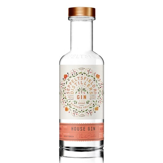 Seppeltsfield Rd Distillers Small Batch House Gin 200ml