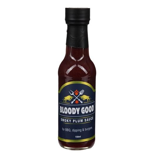 Bloody Good Smoky Plum Sauce
