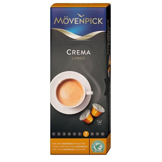 Movenpick Crema Lungo 10 Coffee Capsules 57g