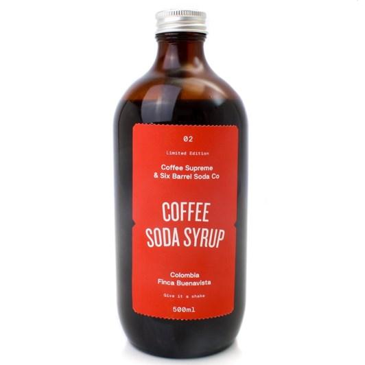Six Barrel Soda Coffee 500ml