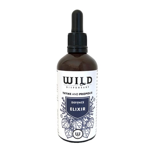 Wild Dispensary Thyme & Propolis Defence Elixir 100ml