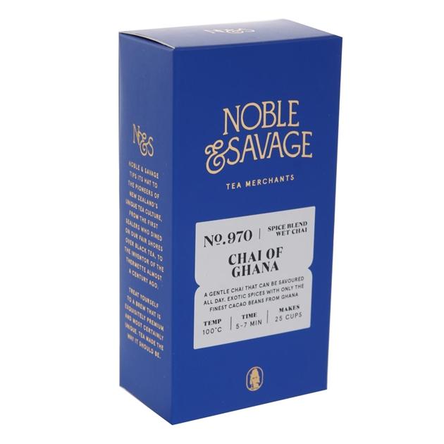 Noble & Savage Chai Of Ghana Spice Blend 95g - na