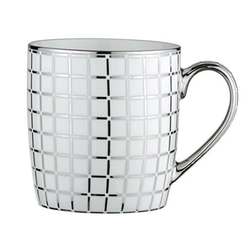 BIA Lattice Mug Platinum