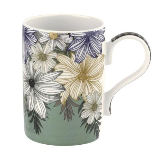 Portmeirion Atrium Floral Mug