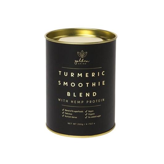 Golden Grind Tumeric Smoothie Blend With Hemp Protein 200g
